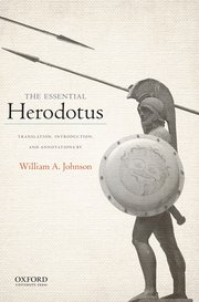 Cover for   The Essential Herodotus