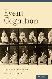 Cover for   Event Cognition