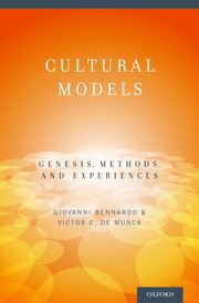 Cover for   Cultural Models