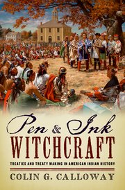 Cover for   Pen and Ink Witchcraft