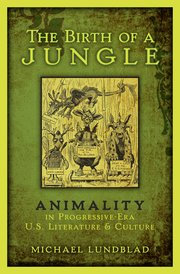 Cover for   The Birth of a Jungle