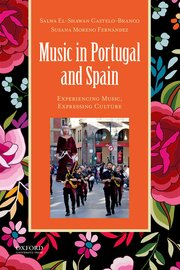Cover for   Music in Portugal and Spain