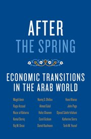Cover for   After the Spring