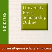 Cover for   University Press Scholarship Online - Religion