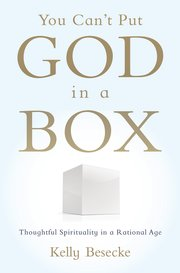 Cover for   You Cant Put God in a Box