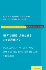 Cover for   Nurturing Language and Learning