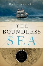 Cover for   The Boundless Sea