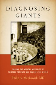 Cover for   Diagnosing Giants