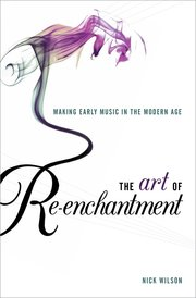 Cover for   The Art of Re-enchantment