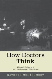 Cover for   How Doctors Think
