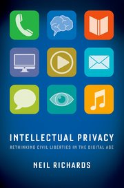 Cover for   Intellectual Privacy
