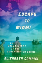 Cover for   Escape to Miami