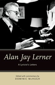 Cover for   Alan Jay Lerner
