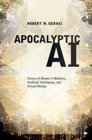 Cover for   Apocalyptic AI