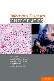 Cover for   Infectious Diseases Emergencies