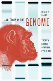 Cover for   Ancestors in Our Genome