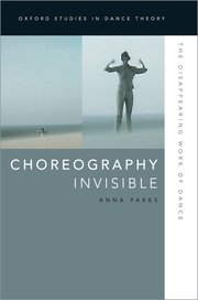 Cover for   Choreography Invisible