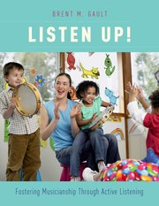 Cover for   Listen Up!
