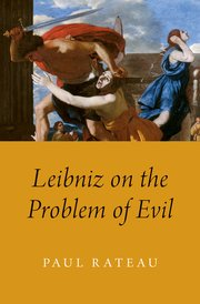 Cover for   Leibniz on the Problem of Evil