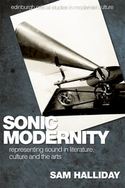 Cover for   Sonic Modernity