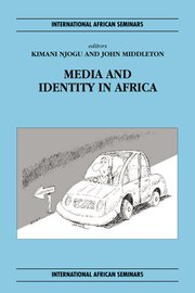 Cover for   Media and Identity in Africa
