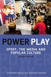 Cover for   Power Play