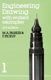 Cover for   Engineering Drawing with worked examples 1 - Third Edition