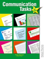 Cover for   Grade Six Achievement Tests Communication Task