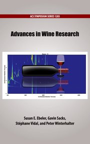 Cover for   Advances in Wine Research