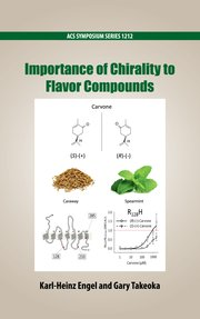 Cover for   Importance of Chirality to Flavor Compounds