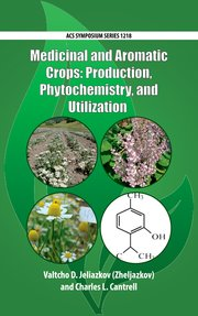 Cover for   Medicinal and Aromatic Crops