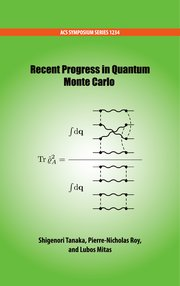 Cover for   Recent Progress in Quantum Monte Carlo