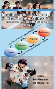 Cover for   Educational and Outreach Projects from the Cottrell Scholars Collaborative