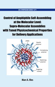 Cover for   Control of Amphiphile Self-Assembling at the Molecular Level