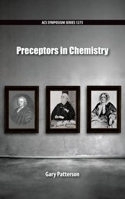 Cover for   Preceptors in Chemistry