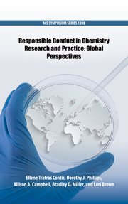 Cover for   Responsible Conduct in Chemistry Research and Practice
