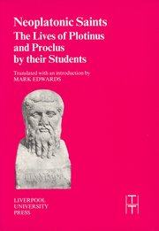 Cover for   Neoplatonic Saints