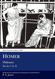 Cover for   Homer: Odyssey