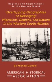 Cover for   Overlapping Geographies of Belonging