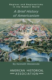 Cover for   A Brief History of Americanism