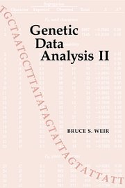 Cover for   Genetic Data Analysis II