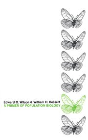 Cover for   A Primer of Population Biology