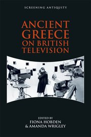 Cover for   Ancient Greece on British Television