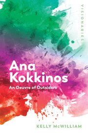 Cover for   Ana Kokkinos