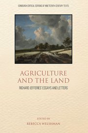 Cover for   Agriculture and the Land