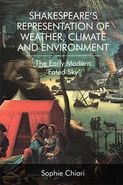 Cover for   Shakespeares Representation of Weather, Climate and Environment