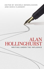 Cover for Alan Hollinghurst
