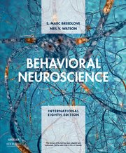 Cover for   Behavioral Neuroscience