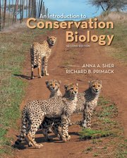 Cover for   An Introduction to Conservation Biology