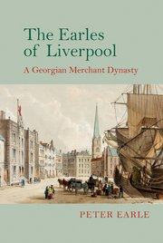 Cover for   The Earles of Liverpool